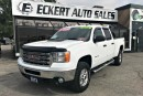 Used 2012 GMC Sierra 2500 HD SLE Z71 /6.0L/CLEAN CARPROOF for sale in Barrie, ON
