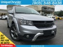 Used 2017 Dodge Journey Crossroad | AWD | NAV | 7 PASSENGER | SUNROOF | for sale in Burlington, ON