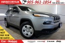 Used 2016 Jeep Cherokee PRE-CONSTRUCTION SALE| SPORT|4X4| BLUETOOTH & MORE for sale in Mississauga, ON