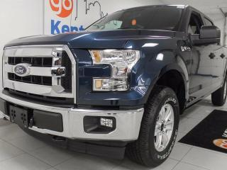 Used 2017 Ford F-150 XLT 5.0L V8 4x4 with 6-seats, keyless entry, back up cam, trailer back up assist for sale in Edmonton, AB