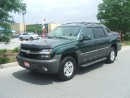 Used 2004 Chevrolet Avalanche Z71 / P.SUNROOF / LEATHER for sale in York, ON