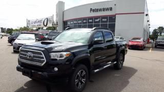 Used 2016 Toyota Tacoma Double Cab TRD Sport 6 spd manual for sale in Ottawa, ON