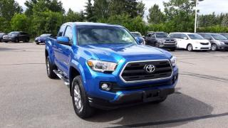 Used 2016 Toyota Tacoma SR5 RARE 4 cylinder 4X4 AUTOMATIC TRANSMISSION for sale in Ottawa, ON