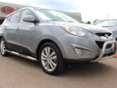 Used 2012 Hyundai Tucson DUAL SUNROOF, HEATED SEATS, NAVI, POWER SEATS, AUX/USB for sale in Edmonton, AB