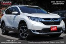 Used 2017 Honda CR-V Touring LEATHER NAVI AWD for sale in Pickering, ON