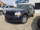 Used 2010 Jeep Grand Cherokee Laredo for sale in Maryhill, ON