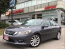 Used 2014 Honda Accord Sedan Touring for sale in Mississauga, ON