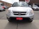 Used 2003 Honda CR-V EX MODEL,LEATHER ROOF.ALL SERVICE RECORD for sale in North York, ON