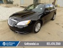 Used 2014 Chrysler 200 Power Locks/Power Windows/AC for sale in Edmonton, AB