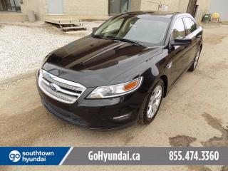 Used 2010 Ford Taurus AWD/Microsoft Sync/Allow Wheels for sale in Edmonton, AB