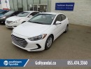 Used 2017 Hyundai Elantra Heated Seats/Bluetooth/USB for sale in Edmonton, AB