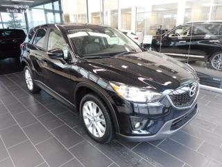 Used 2015 Mazda CX-5 GT, One Owner, Navigation, Blind Spot Monitor for sale in Edmonton, AB