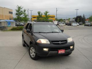 Used 2002 Acura MDX 7 Pass, 3 Years warranty available. for sale in North York, ON