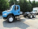 Used 2010 Freightliner M2106 Cunnins diesel tandem axle Cab & Chassis for sale in Richmond Hill, ON