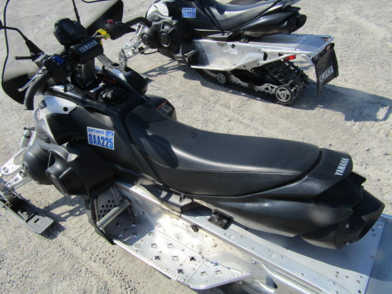 2010 Yamaha SNOWMOBILE