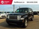 Used 2008 Jeep Liberty Limited Edition 4dr 4x4 for sale in Edmonton, AB