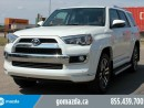 Used 2016 Toyota 4Runner Limited 7 passenger Leather Sunroof Remote starter Low Km's for sale in Edmonton, AB