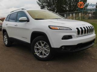Used 2017 Jeep Cherokee North 4x4 / Rear Back Up Camera for sale in Edmonton, AB