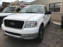 Used 2004 Ford F-150 XLT for sale in St Catharines, ON