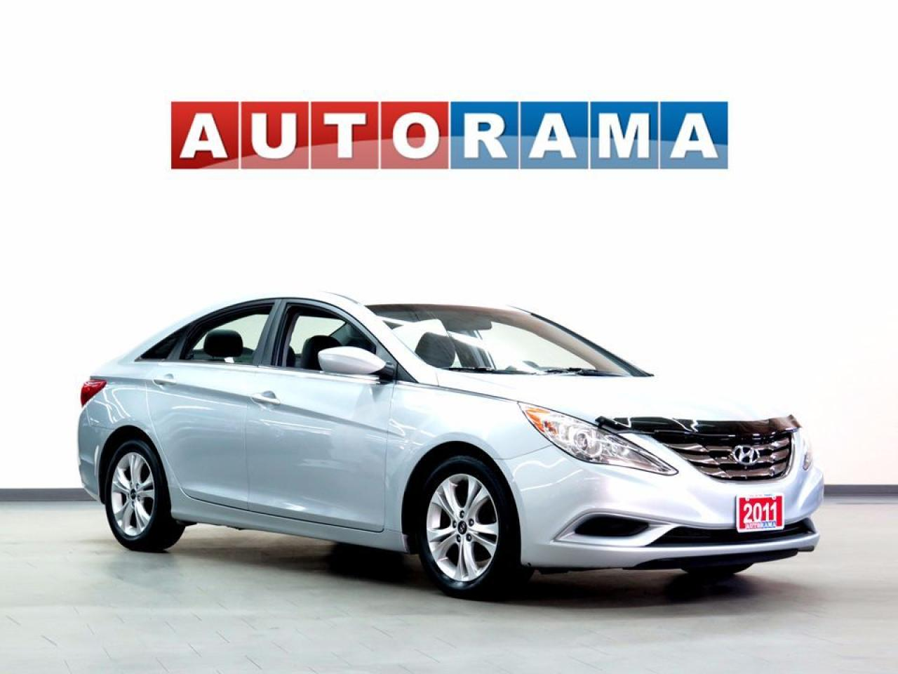 2011 Hyundai Sonata Heated Seats Bluetooth