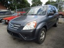 Used 2004 Honda CR-V LX for sale in St Catharines, ON