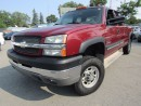 Used 2004 Chevrolet Silverado 2500 HD - DIESEL for sale in St Catharines, ON