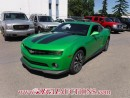 Used 2010 Chevrolet CAMARO LT 2D COUPE 3.6L for sale in Calgary, AB