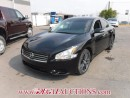 Used 2010 Nissan MAXIMA SV 4D SEDAN 3.5L for sale in Calgary, AB