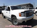 Used 2012 GMC SIERRA 1500 SLE EXT CAB SWB 4WD for sale in Calgary, AB