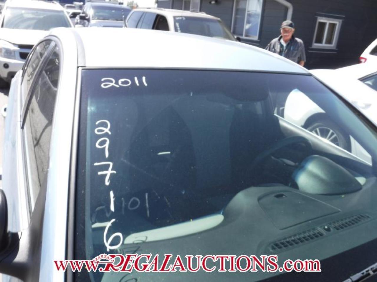 2011 Chevrolet CRUZE LS 4D SEDAN