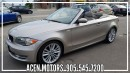 Used 2009 BMW 128I 128i- CONVERTIBLE for sale in Hamilton, ON