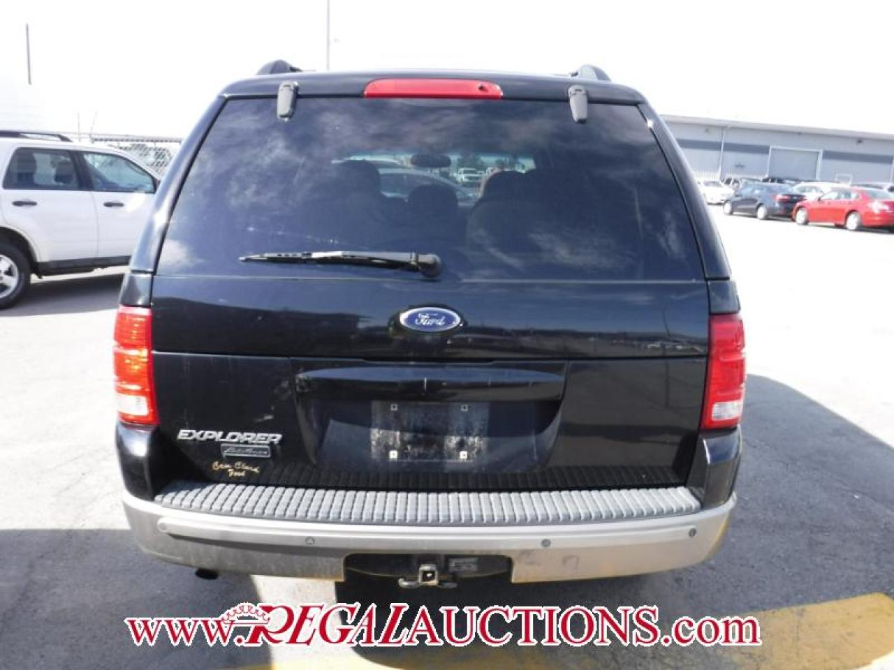 2004 Ford EXPLORER EDDIE BAUER 4D UTILITY 4WD