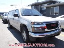 Used 2008 GMC Canyon ext cab 2WD for sale in Calgary, AB