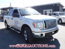 Used 2012 Ford F150 FX4 SUPERCREW 4WD for sale in Calgary, AB