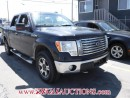 Used 2010 Ford F150 FX4 XLT SUPERCREW 4WD for sale in Calgary, AB