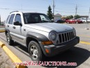 Used 2006 Jeep Liberty Sport 4D Utility 4WD for sale in Calgary, AB