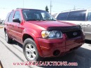 Used 2005 Ford ESCAPE  4D UTILITY 4WD for sale in Calgary, AB