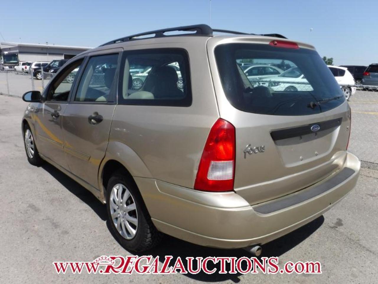 2002 Ford FOCUS SE SPORT 4D WAGON
