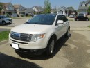 Used 2010 Ford Edge Limited for sale in Elmira, ON