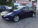 Used 2011 Hyundai Sonata Limited/Leather/Roof/Bluetooth/Certified for sale in Scarborough, ON