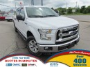 Used 2015 Ford F-150 XLT | 4X4 | SAT RADIO | BLUETOOTH for sale in London, ON