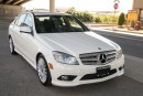 Used 2009 Mercedes-Benz C-Class C230 Langley Location for sale in Langley, BC