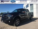 Used 2014 Ford F-150 FX4  - Bluetooth -  SiriusXM for sale in Kincardine, ON