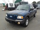 Used 2008 Ford Ranger FX4 SuperCab 4 Door 4WD for sale in Burnaby, BC