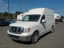 Used 2014 Nissan NV 2500 Cargo 2500 HD S V6 High Roof with Rear Shelving for sale in Burnaby, BC