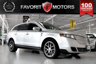 Used 2010 Lincoln MKT EcoBoost AWD | 6-PASSENGER | NAV | BACK-UP CAMERA for sale in North York, ON
