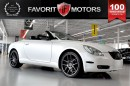 Used 2002 Lexus SC 430 HARD TOP CONVERTIBLE | LTHR | NAVIGATION for sale in North York, ON