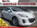 Used 2012 Mazda MAZDA3 GX | LOW KMS ! | AC | ACCIDENT FREE for sale in Oakville, ON