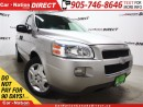 Used 2009 Chevrolet Uplander LS| LOW KM'S| ONE PRICE INTEGRITY| OPEN SUNDAYS| for sale in Burlington, ON
