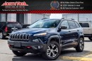 Used 2016 Jeep Cherokee Trailhawk 4x4|SafetyTec,Cold Wthr,Tech.,Comfort/Convi.Pkgs|17
